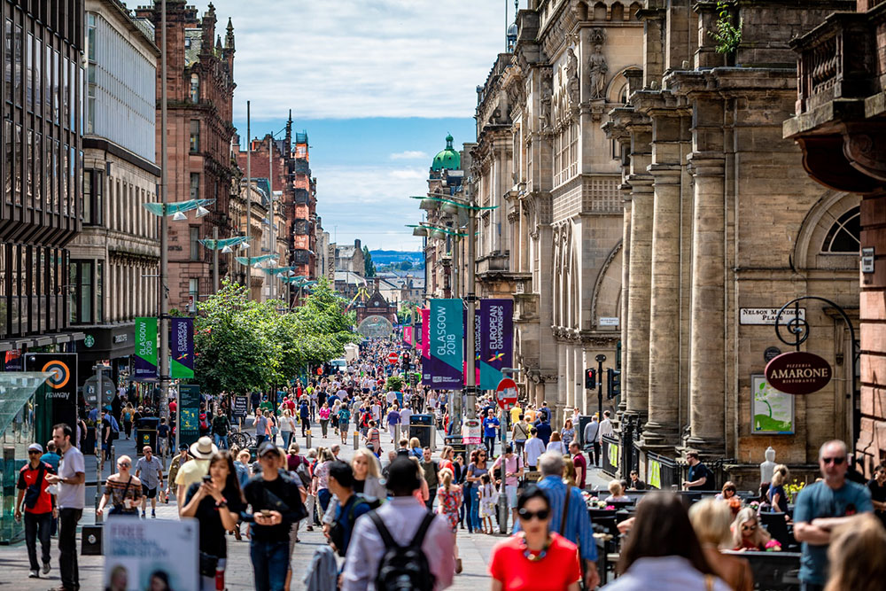 Revitalising the high street with smart working