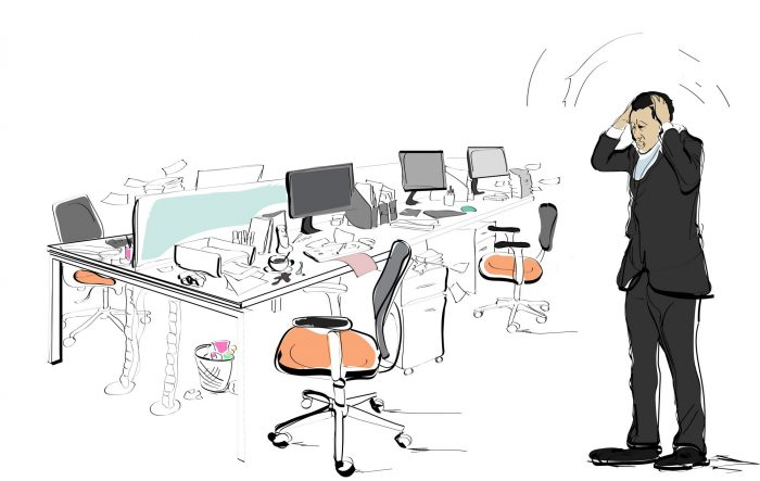The decline of the traditional office: Are smarter ways of working the replacement?