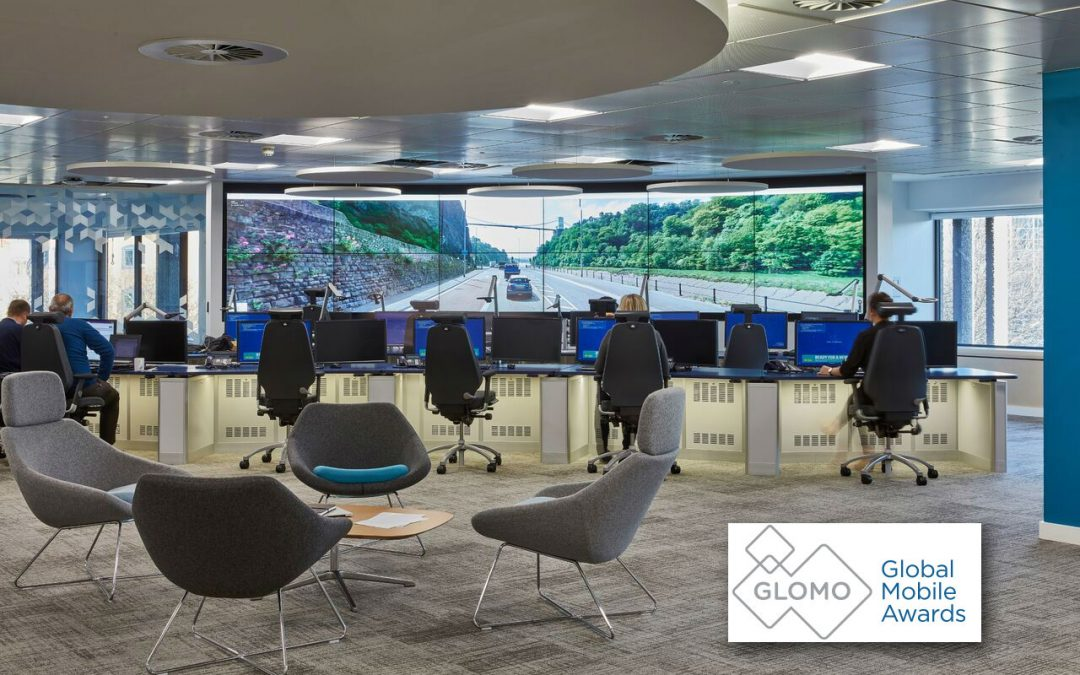 Bristol's Smart City Operations Centre is an award winner