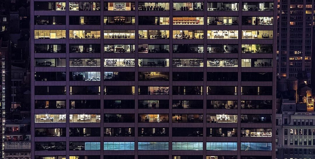 Do we really need to build any more office buildings?